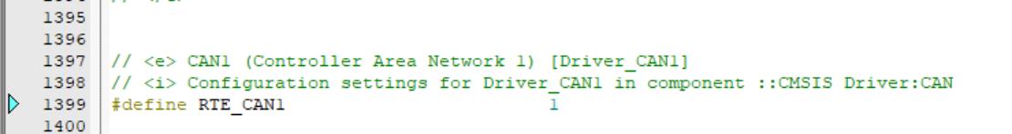 error directive: